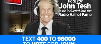 John Tesh Radio Hall of Fame