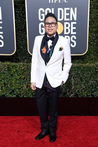 BEVERLY HILLS, CA - JANUARY 06:  Nico Santos attends the 76th Annual Golden Globe Awards at The Beverly Hilton Hotel on January 6, 2019 in Beverly Hills, California.  (Photo by Frazer Harrison/Getty Images)