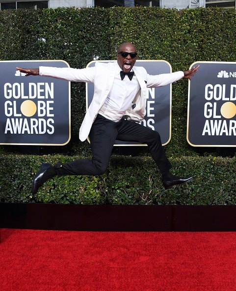 BEVERLY HILLS, CA - JANUARY 06:  Terry Crews attends the 76th Annual Golden Globe Awards at The Beverly Hilton Hotel on January 6, 2019 in Beverly Hills, California.  (Photo by Frazer Harrison/Getty Images)