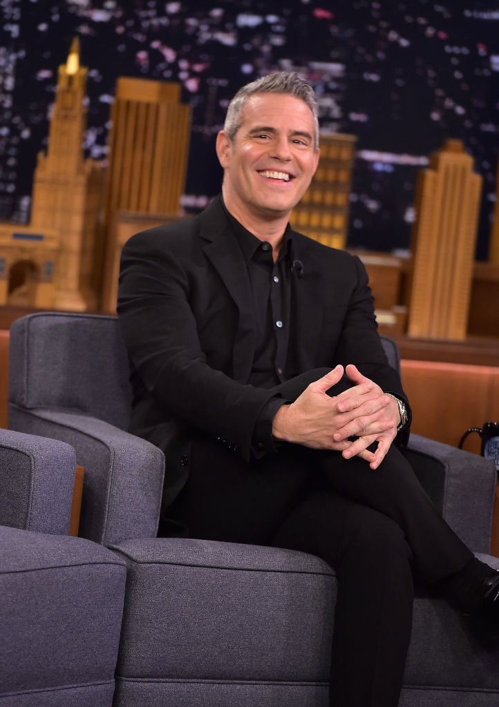 John Legend Anderson Cooper Andy Cohen Visit The Tonight Show Starring Jimmy Fallon