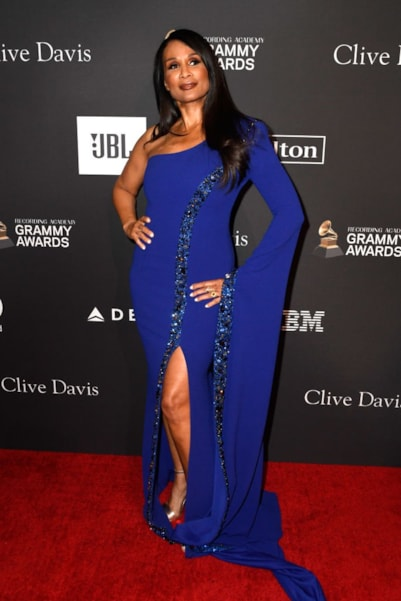 BEVERLY HILLS, CA - FEBRUARY 09:  Beverly Johnson attends the Pre-GRAMMY Gala and GRAMMY Salute to Industry Icons Honoring Clarence Avant at The Beverly Hilton Hotel on February 9, 2019 in Beverly Hills, California.  (Photo by Frazer Harrison/Getty Images for NARAS)