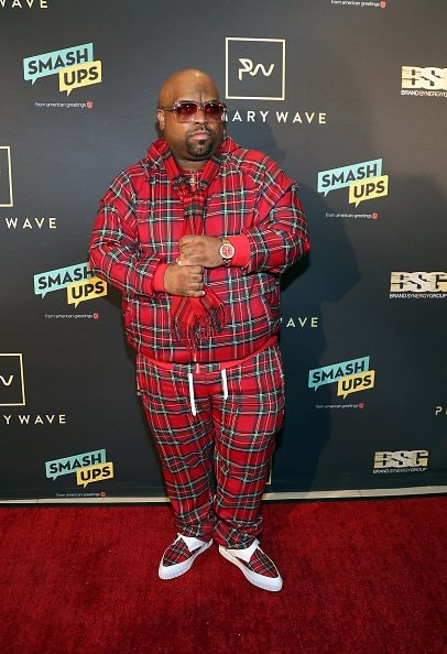 WEST HOLLYWOOD, CA - FEBRUARY 09:  Cee Lo Green attends Primary Wave 13th Annual Pre-GRAMMY Bash at The London West Hollywood on February 9, 2019 in West Hollywood, California.  (Photo by Cassidy Sparrow/Getty Images)