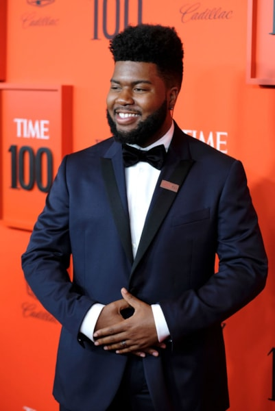 NEW YORK, NEW YORK - APRIL 23: Khalid attends the TIME 100 Gala 2019 Cocktails at Jazz at Lincoln Center on April 23, 2019 in New York City. (Photo by Dimitrios Kambouris/Getty Images for TIME)