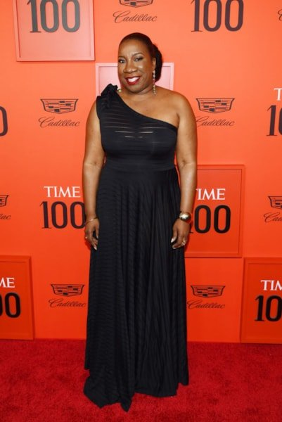 NEW YORK, NEW YORK - APRIL 23: Tarana Burke attends the TIME 100 Gala 2019 Lobby Arrivals at Jazz at Lincoln Center on April 23, 2019 in New York City. (Photo by Dimitrios Kambouris/Getty Images for TIME)