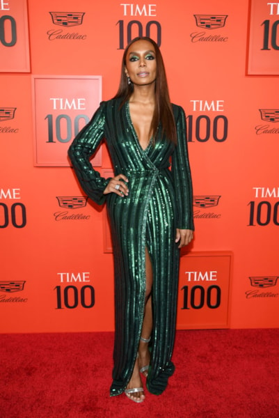 NEW YORK, NEW YORK - APRIL 23: Janet Mock attends the TIME 100 Gala Red Carpet at Jazz at Lincoln Center on April 23, 2019 in New York City. (Photo by Dimitrios Kambouris/Getty Images for TIME)