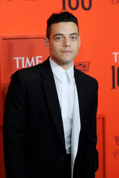 NEW YORK, NEW YORK - APRIL 23: Rami Malek attends the TIME 100 Gala Red Carpet at Jazz at Lincoln Center on April 23, 2019 in New York City. (Photo by Dimitrios Kambouris/Getty Images for TIME)